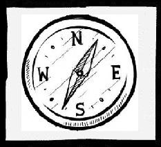 Logo Stäfa Kadetten-style Kompass